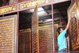 Pengunjung Alquran Al-Akbar Palembang meningkat