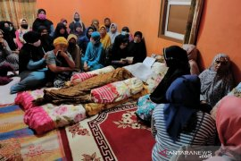 Mahasiswi Bengkulu ditemukan tergantung diduga bunuh diri