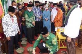 Intan Fauzi mendukung penuh pembangunan Rumah Sakit Islam Depok