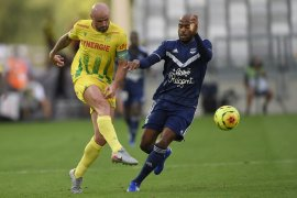 Laga pembuka Liga Prancis antara Bordeaux vs Nantes imbang tanpa gol