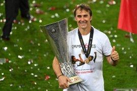 Lopetegui dedikasikan juara Liga Europa untuk mendiang Puerta