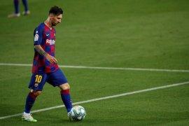Lionel Messi akan berlatih dengan Barcelona