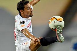 Jesus Navas dedikasikan juara Sevilla untuk Reyes dan Puerta