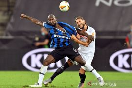 Lukaku yakin Inter mengakhiri paceklik gelar bersama Antonio Conte