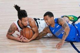 Los Angeles  Clippers memimpin 2-1 atas Mavericks usai menangi gim ketiga 130-122
