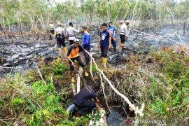 Efforts on to put out wildfires in West Aceh