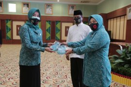 Program Gebrak Masker berdayakan ekonomi rakyat