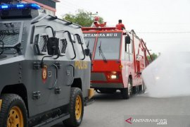 Pertamina Dumai lakukan karantina perumahan pekerja setelah delapan warga terinfeksi COVID-19