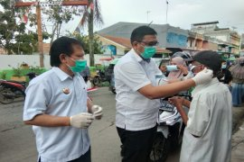 IDI Sumut bagikan 5.000 masker di Kabupaten Langkat
