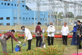 PLTU Anggrek Gorontalo dukung investasi di daerah
