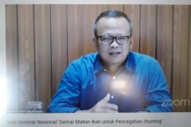 KKP targetkan warga makan ikan 62 Kg/kapita/tahun pada 2024
