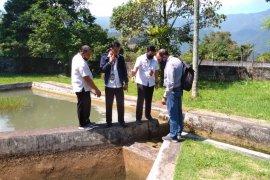 Semen Padang bangun replika Danau Singkarak untuk lestarikan ikan bilih