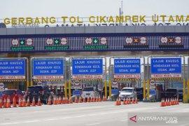 Libur panjang, 224.496 kendaraan tinggalkan Jakarta melalui Tol Jakarta-Cikampek