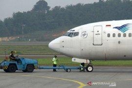 Garuda buka rute baru Palembang  Yogyakarta dan Medan