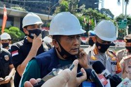 Polisi periksa 15 saksi terkait kebakaran Kantor Kejagung
