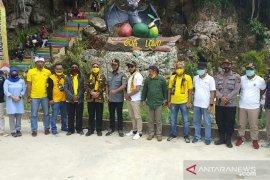 Bupati resmikan destinasi baru, Goa Lowo di Tegalrejo