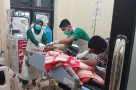 Kakek 75 tahun tewas ditabrak L300 saat menyeberang di Aceh Timur