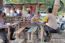 Polres Bangka Barat pantau penerapan kebiasaan baru objek wisata