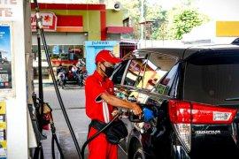 Pembelian BBM di Jalan Tol Sumatera naik selama libur cuti bersama