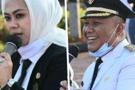 "Bupati dan Wakil Bupati Karawang akan ""bertanding"" pada Pilkada serentak 2020"