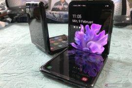 Ponsel lipat Samsung kantongi sertifikasi WiFi