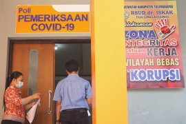 23 orang wajib tes usap, perantau Kalimantan terdeteksi COVID