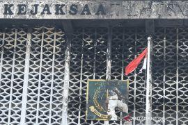 Polri jadwalkan pemeriksaan 8 tersangka kebakaran Gedung Utama Kejagung