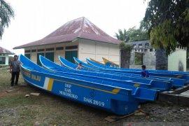 Dinas Perikanan Mukomuko lanjutkan pembelian perahu untuk nelayan