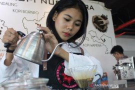 Kenalkan produk kopi Rejang Lebong melalui kompetisi