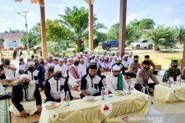 Dirreskrimsus Polda Jambi hadiri haflah pesantren tahfidz satu quran