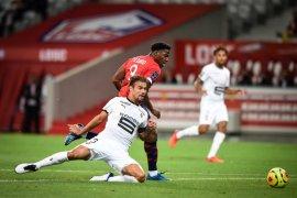 Lille ditahan imbang 1-1 oleh tamunya Rennes