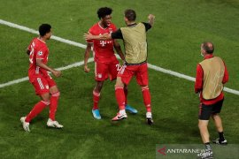 Muenchen Juara Liga Champions setelah tumbangkan PSG