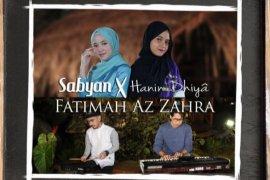 """Sabyan dan Hanin Dhiya kolaborasi lagu """"Fatimah Azzahra"""""""