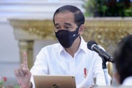 Presiden ingatkan penegak hukum yang memeras jadi musuh bersama