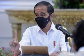 Presiden minta 34 gubernur hati-hati atas pergerakan COVID-19
