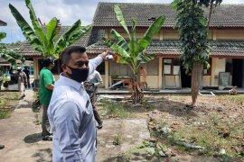 7 tahanan BNNP Jambi kabur dengan cara menjebol atap sel dan lompati pagar setinggi tiga meter