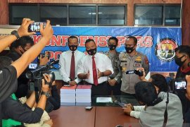 Ditreskrimsus Polda Jambi tahan dua tersangka korupsi RSUD Bungo