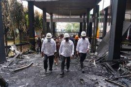 Polisi duga ada unsur pidana dalam kebakaran Gedung Kejagung