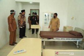 Wali kota tambah 50 tempat tidur ruang isolasi pasien COVID-19