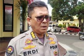 Polisi amankan tujuh tersangka bom molotov ke kantor PDIP Bogor