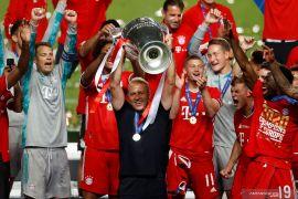"Klopp puji keberhasilan Flick ukir ""treble"" bersama Bayern  Munich"
