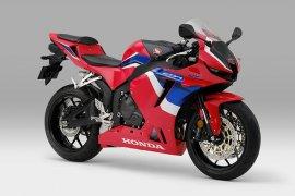 Honda mulai jual motor sport CBR600RR terbaru pekan ini