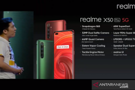 Realme X50 Pro 5G hadir di Indonesia