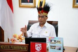 Menhub : Kijing pelabuhan internasional terbesar di Kalimantan