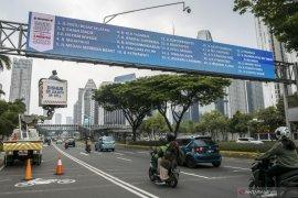 Jelang PSBB total di Jakarta, aturan ganjil-genap masih berlaku pada hari ini