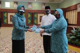 Program gebrak masker mampu gerakkan UMKM di Kalsel