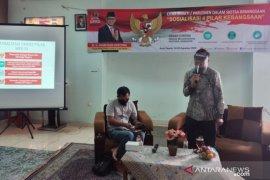 Anggota DPRD Jabar sosialisasi Empat Pilar MPR RI