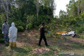 Warga Kembang Seri Bengkulu geger penemuan mayat pria