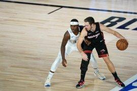 Miami Heat ke semifinal NBA seusai hempaskan Pacers 4-0