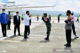 Presiden minta tol pertama di Aceh diintegrasikan ke sentra wisata